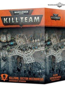 Kill Zone Sector Mechanicus FR