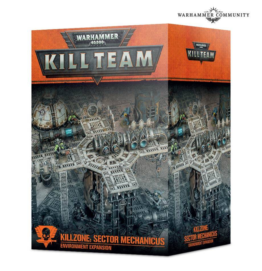 Kill Zone Sector Mechanicus FR