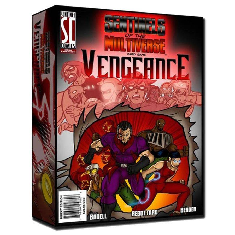 Sentinels of the Multiverse - Vengeance Expansion
