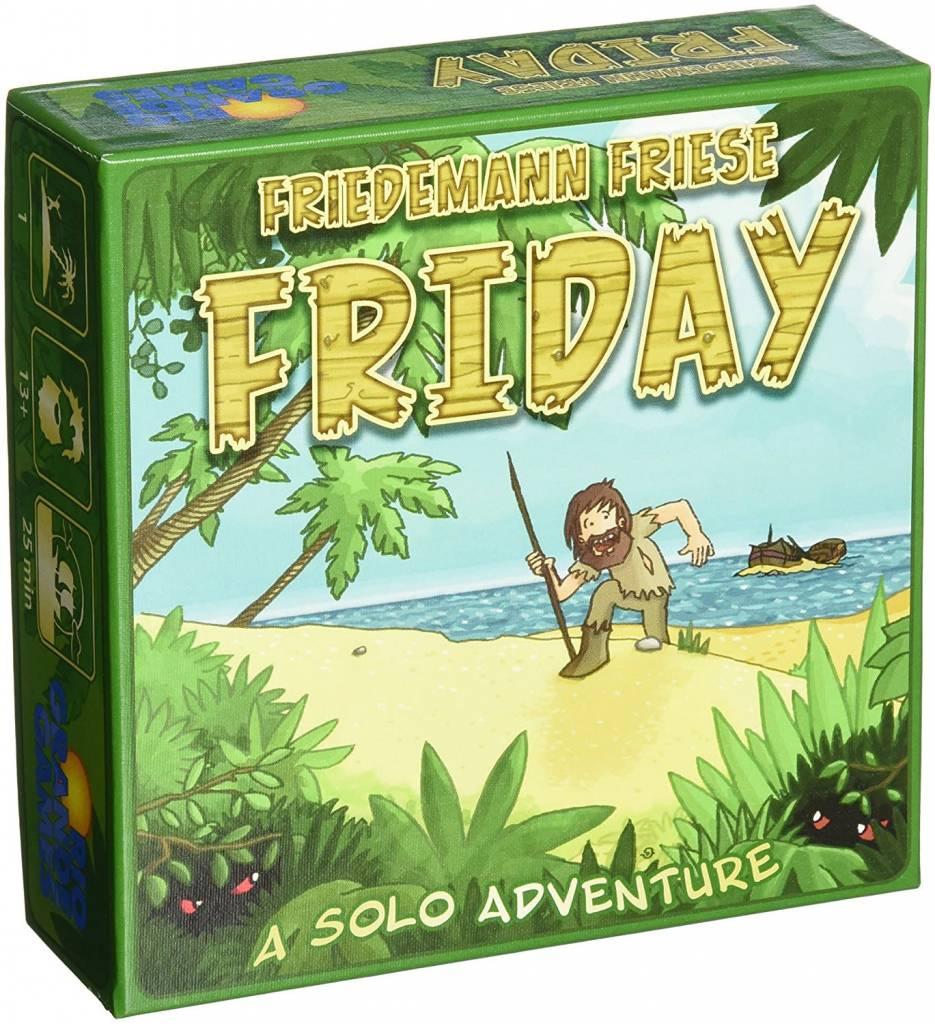 Friday (Friedman Friese)