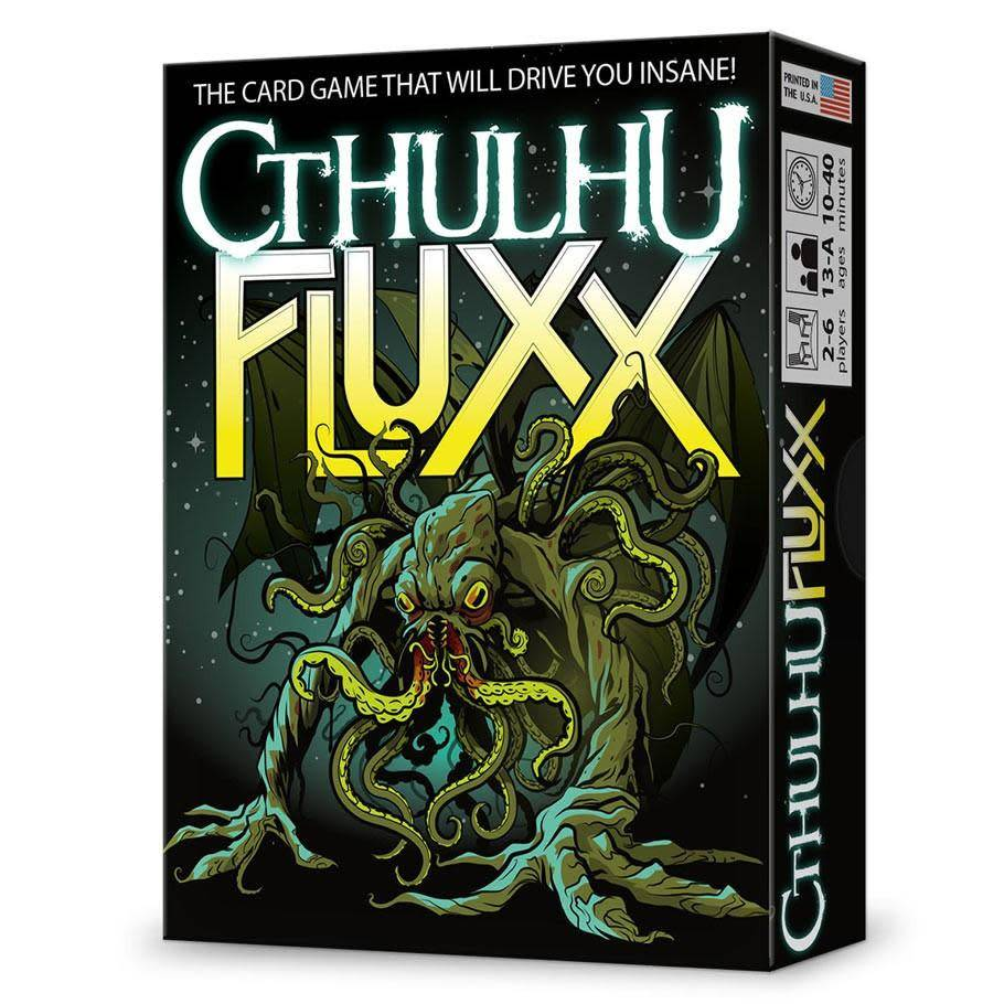 Cthulhu fluxx FR