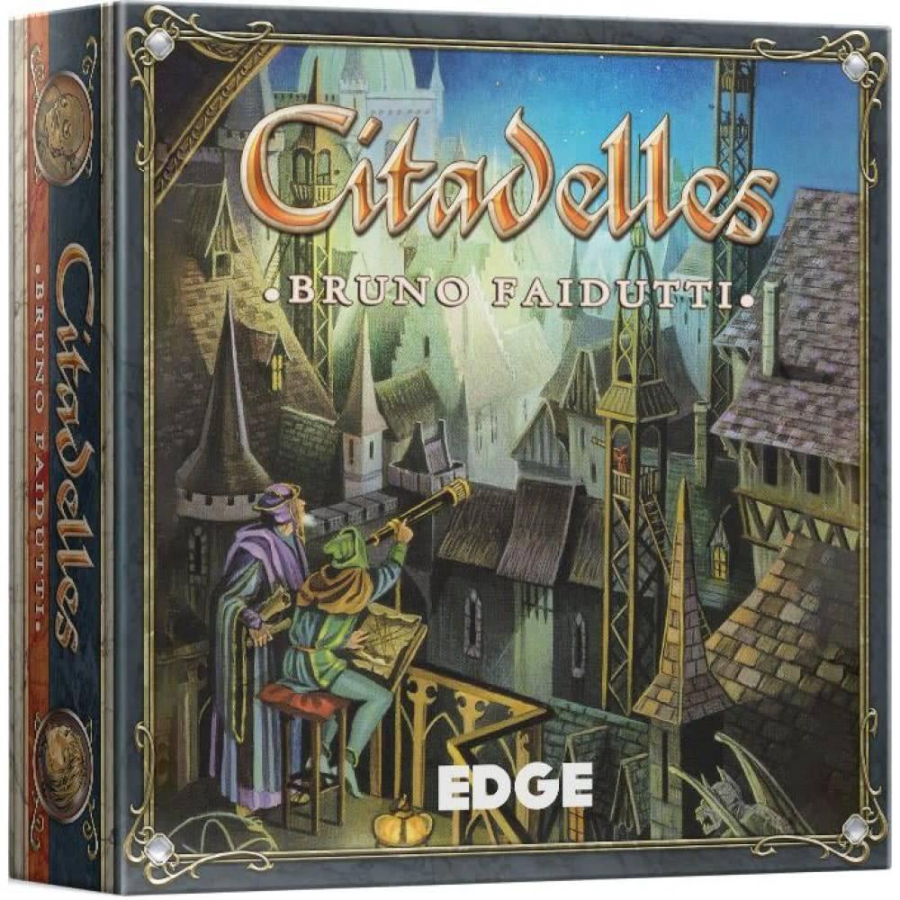 Citadelles Nouvelle Version (Blister)