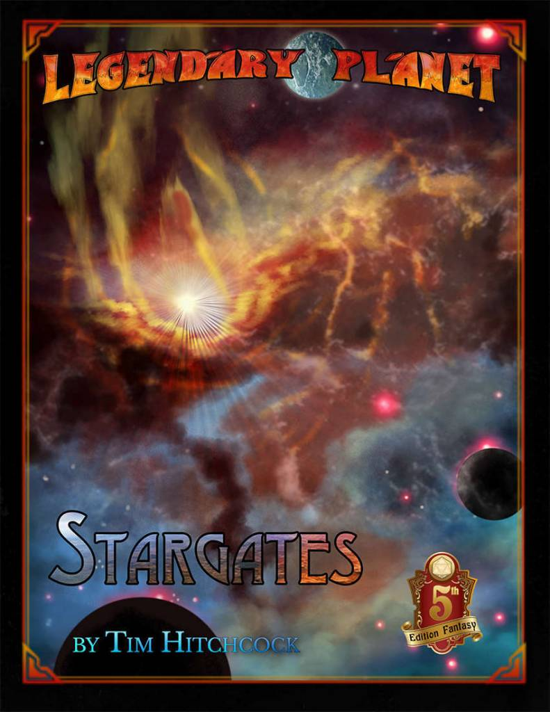 Legendary Planet - Stargates