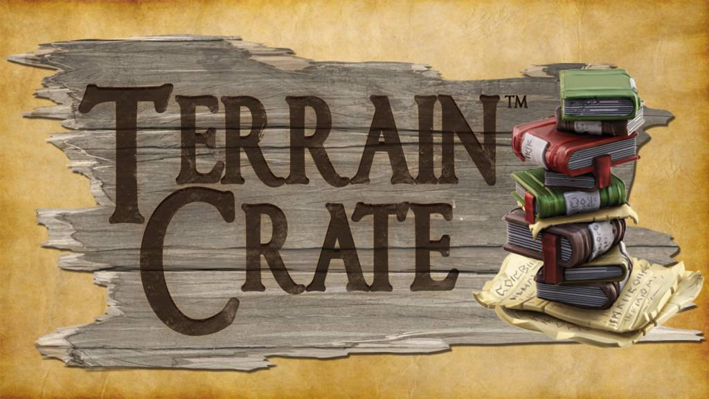 Terrain Crate - Dungeon Doors