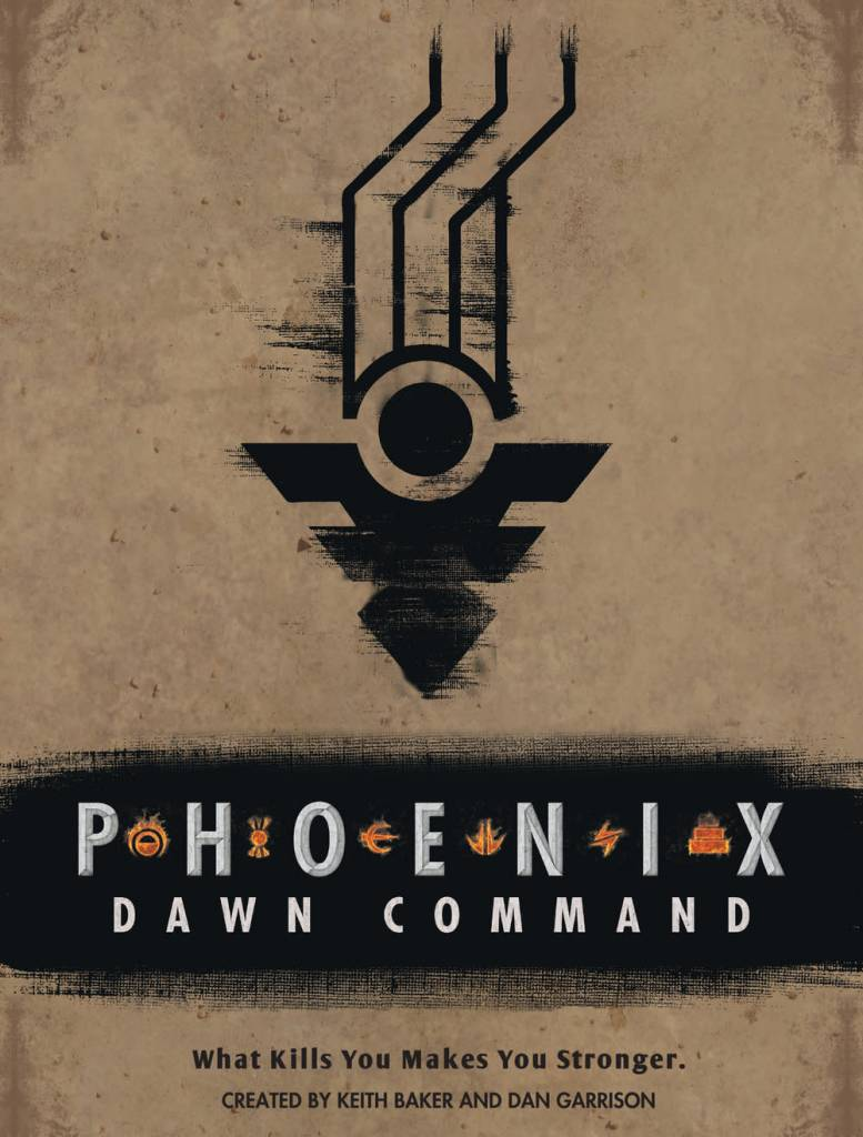 Phoenix Dawn Command Rpg Starter