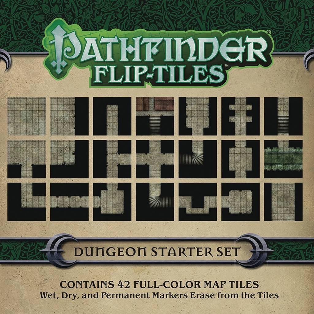 Pathfinder Flip-Tiles - Dungeon Starter Set