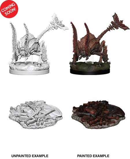 D&D Unpainted Minis: Rust Monster