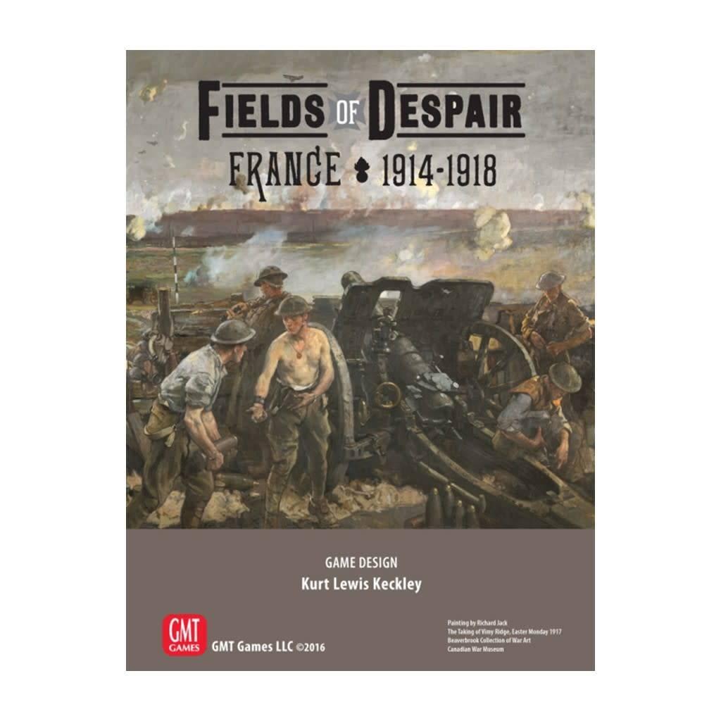 Fields of Despair: France, 1914-1918