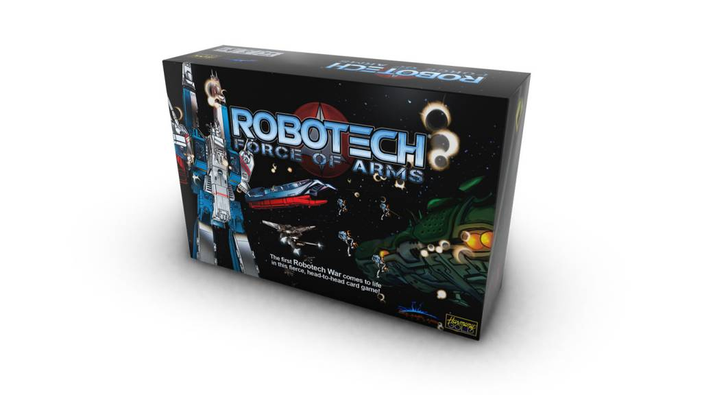 Robotech - Force of Arms