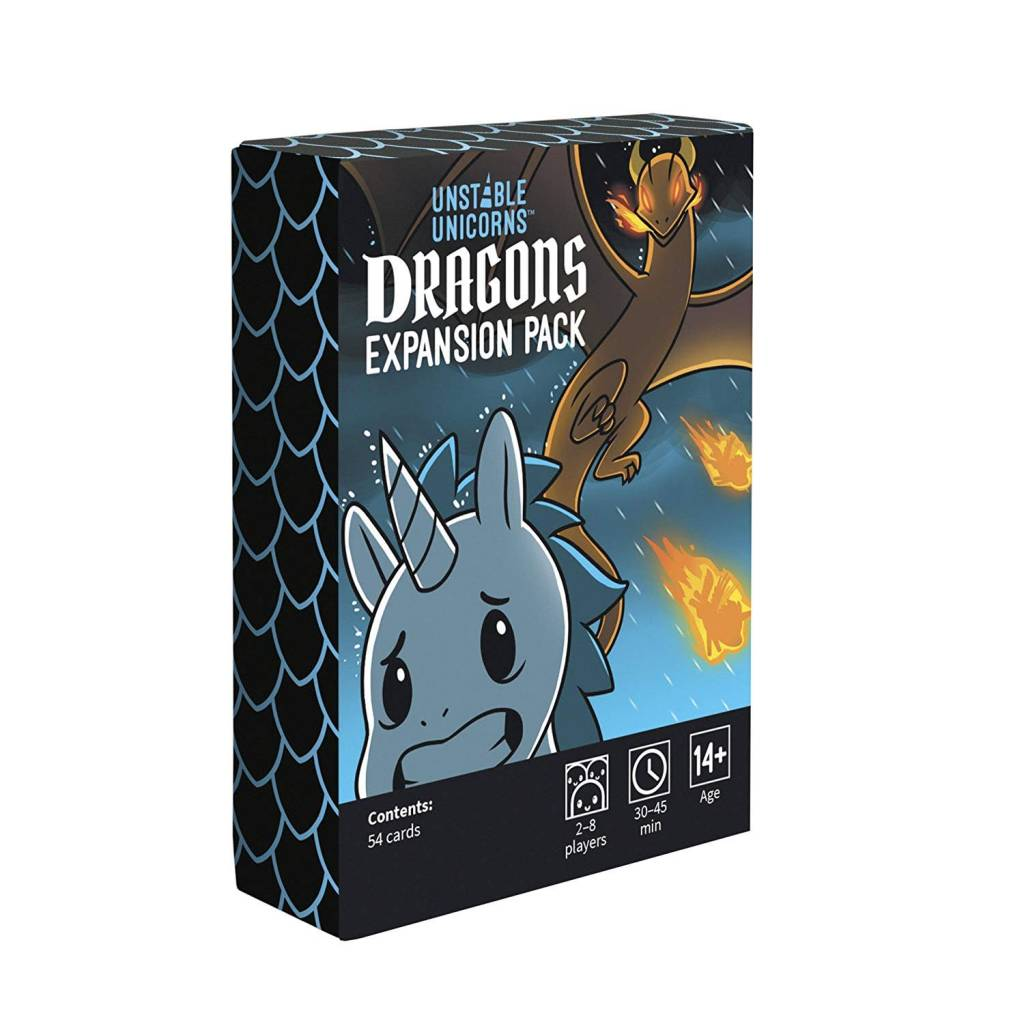 Unstable Unicorns: Dragons exp