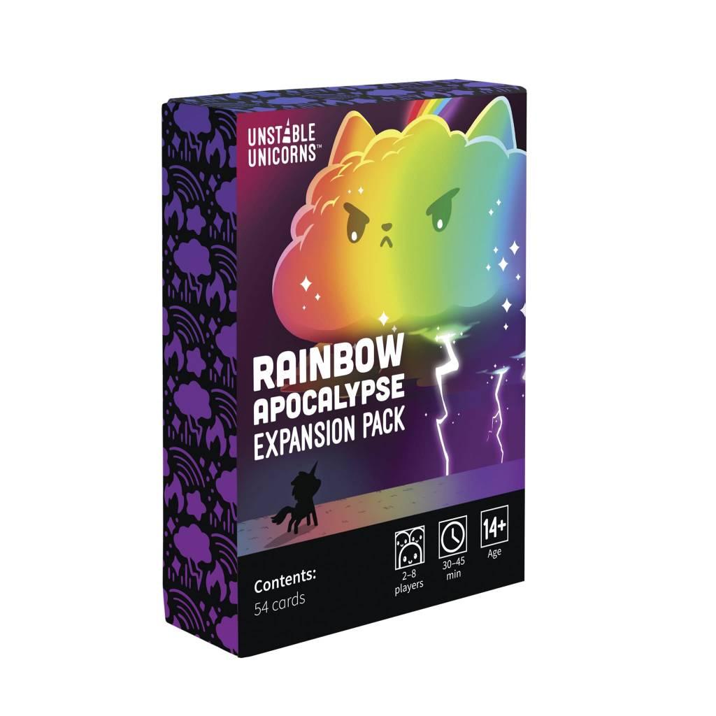 Unstable Unicorns: Rainbow Apocalypse exp