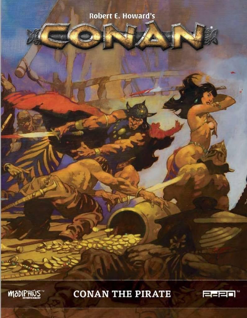 Conan RPG: Conan the Pirate