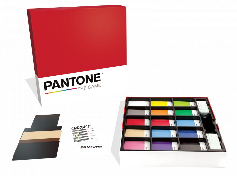 Pantone the Board Game