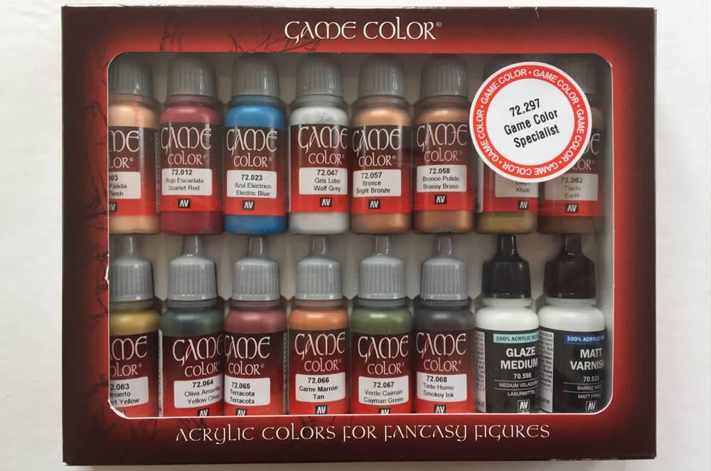 Vallejo - Game Color Specialist