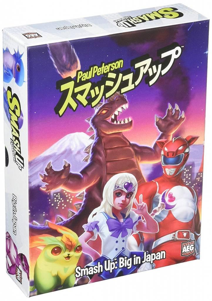 Smash Up: Big in Japan FR
