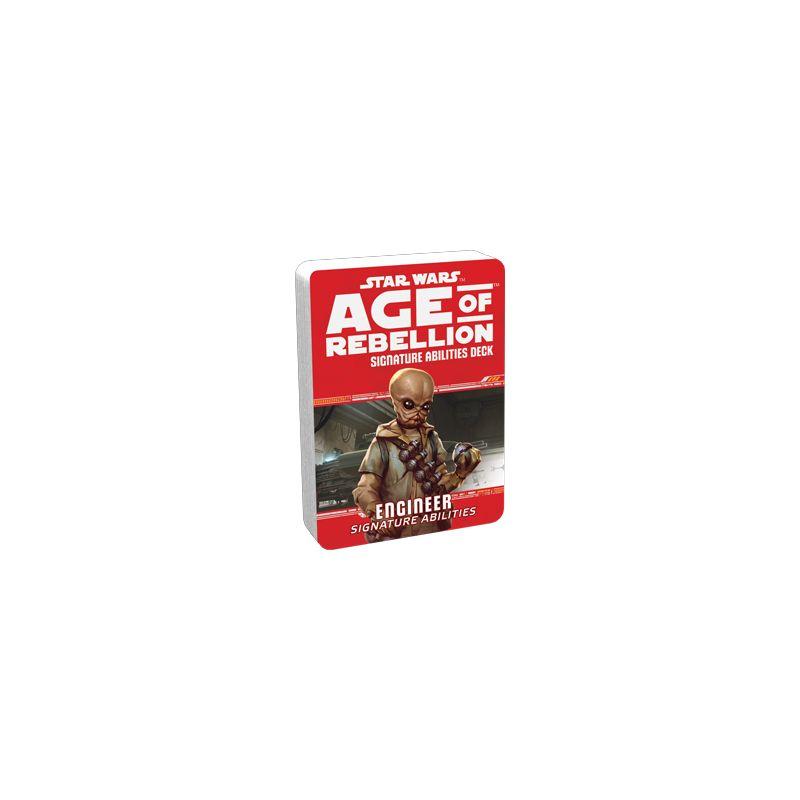 Age of Rebellion - Engineer Signature Abilities Deck