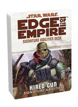 Hired Gun Signature Abilities Deck