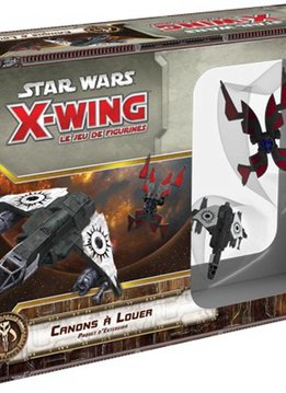 SW X-Wings - Canons a Louer
