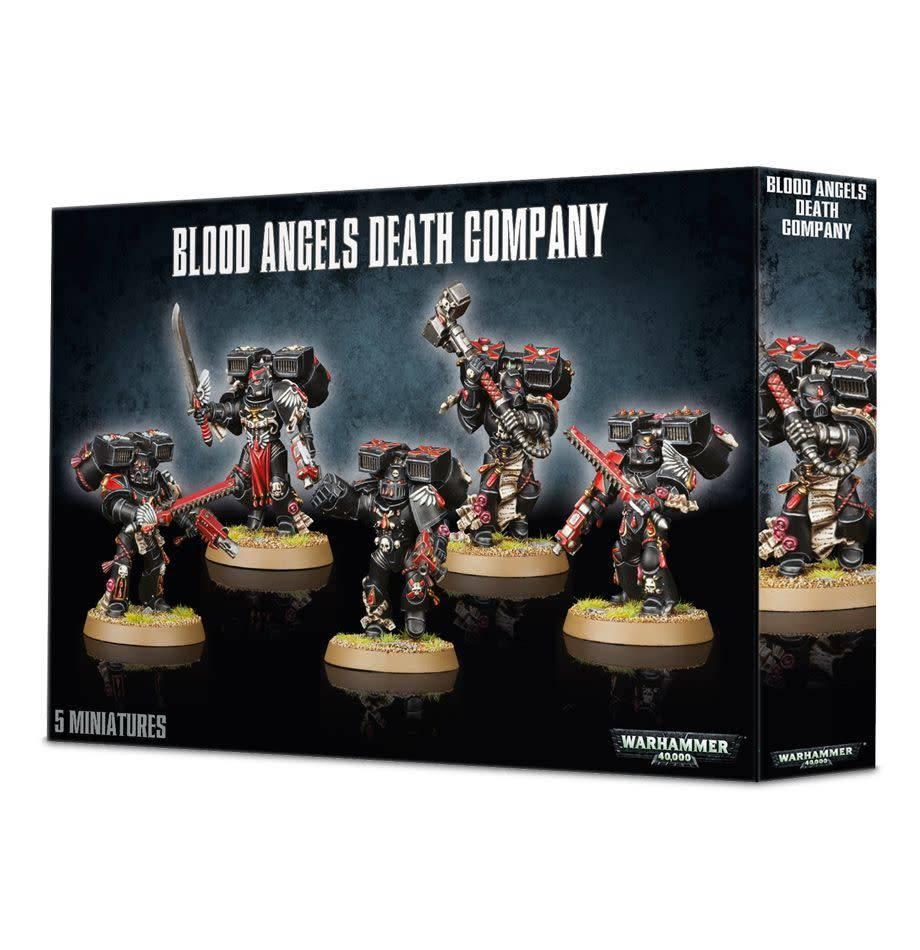 Blood Angels Death Company 2010