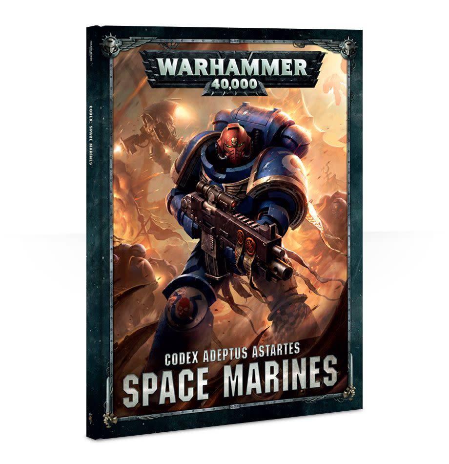 Codex: Space Marines (Hardbook) (EN)