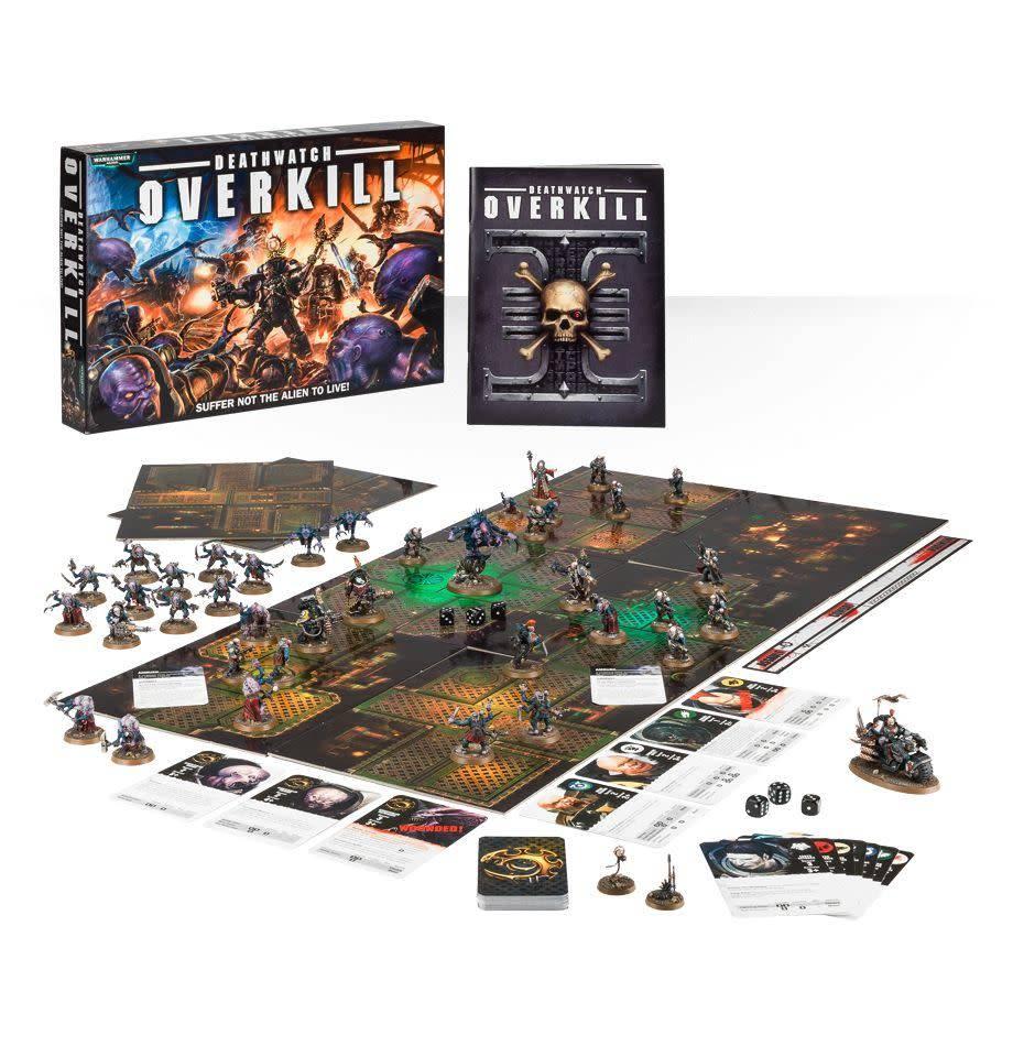 Deathwatch Overkill Eng