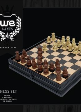 "Chess and Checkers 15"" Medieval"