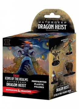 Icons of the Realm - Waterdeep Dragon Heist Booster