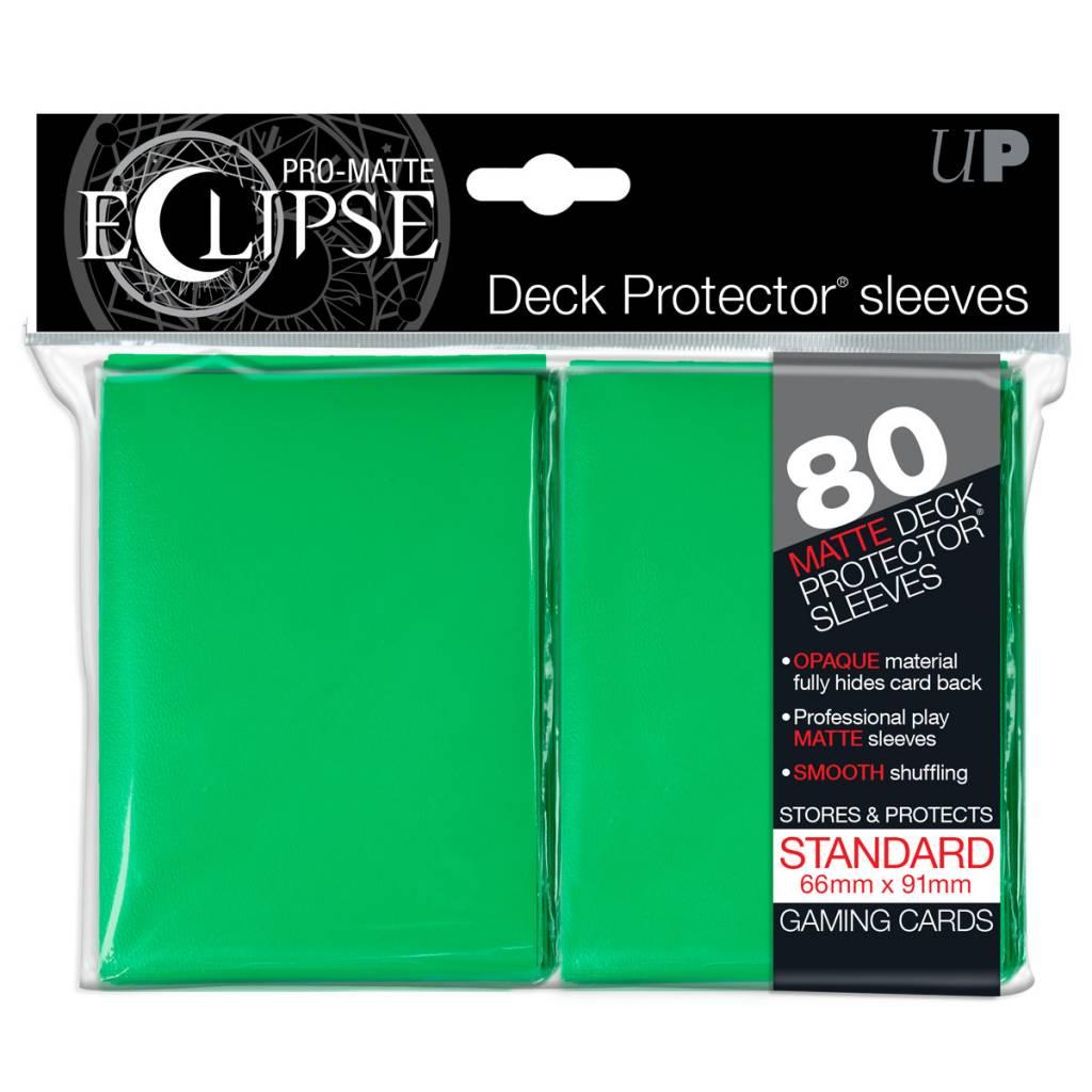Matte Eclipse DP Lime Green 100ct