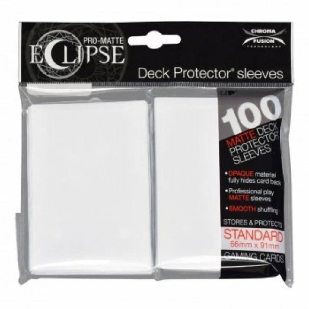 Matte Eclipse DP Arctic White 100ct