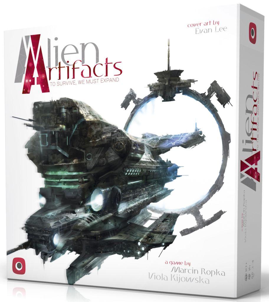 Alien Artifacts FR