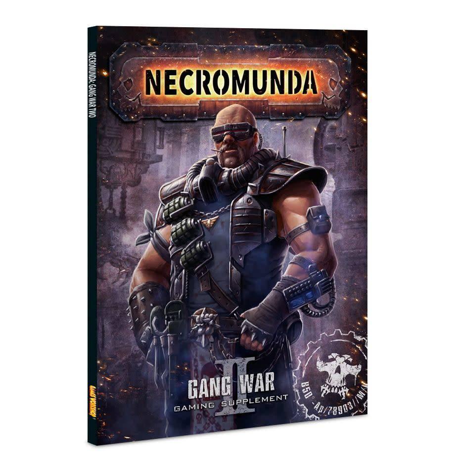 Necromunda: Gang War 2 (English)