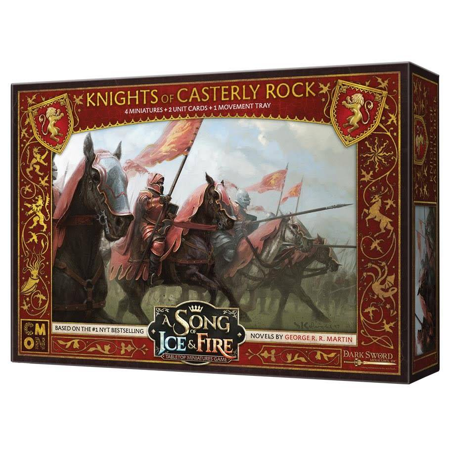 Sword of Ice and Fire - Knights of Casterly Rock