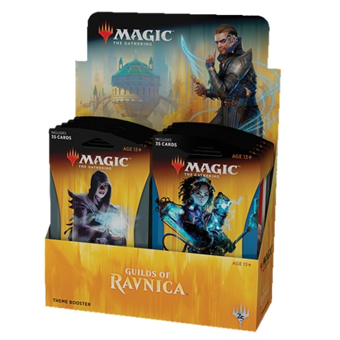 """Guilds of Ravnica """"Theme"""" Booster Pack"""