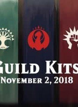 Guilds of Ravnica - Guild Kits 2 novembre