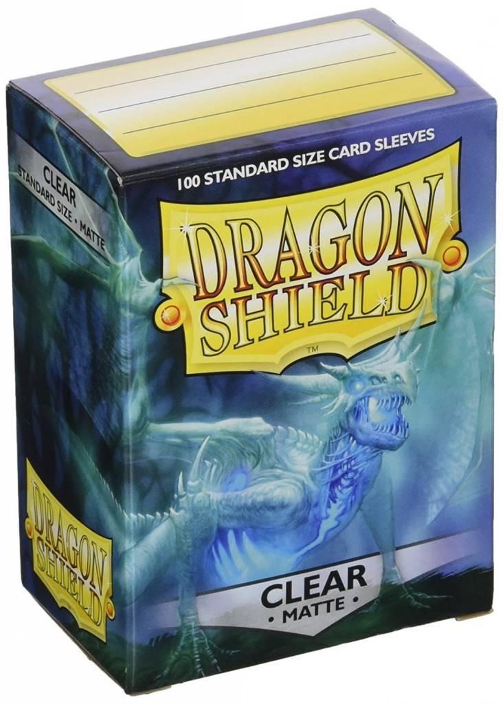 Dragon Shield Clear Matte DP