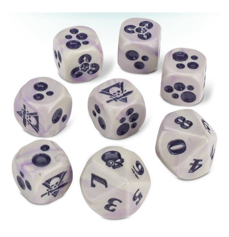 Gellerpox Infected Dice