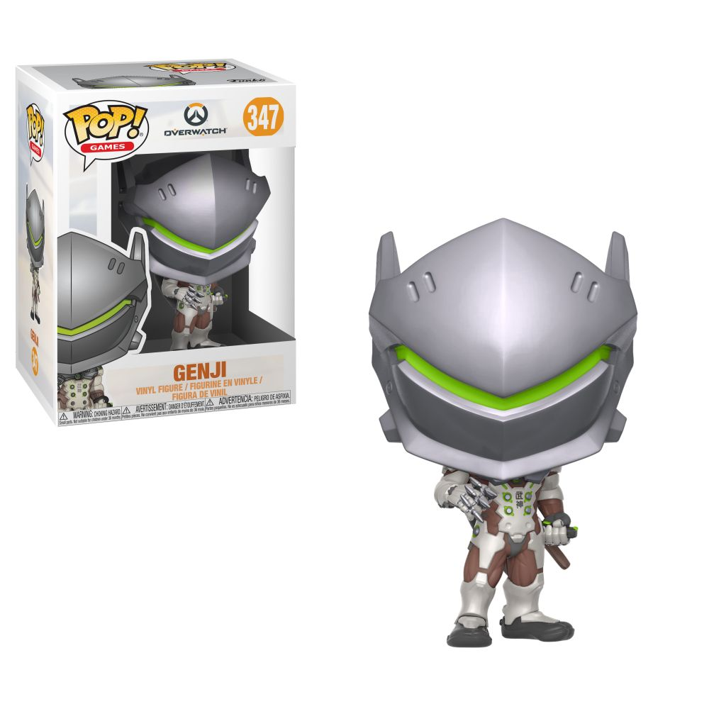 Pop! Overwatch Genji