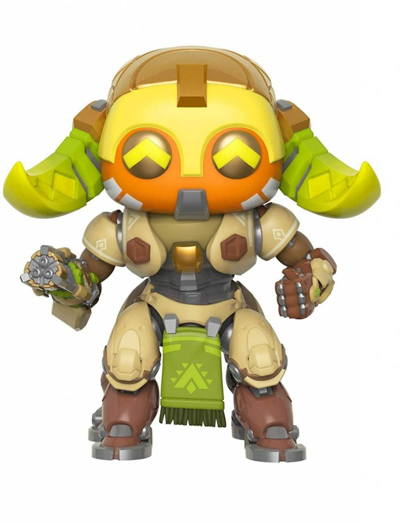 Pop! Overwatch Orisa