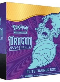Elite Trainer Box - Dragon Majesty