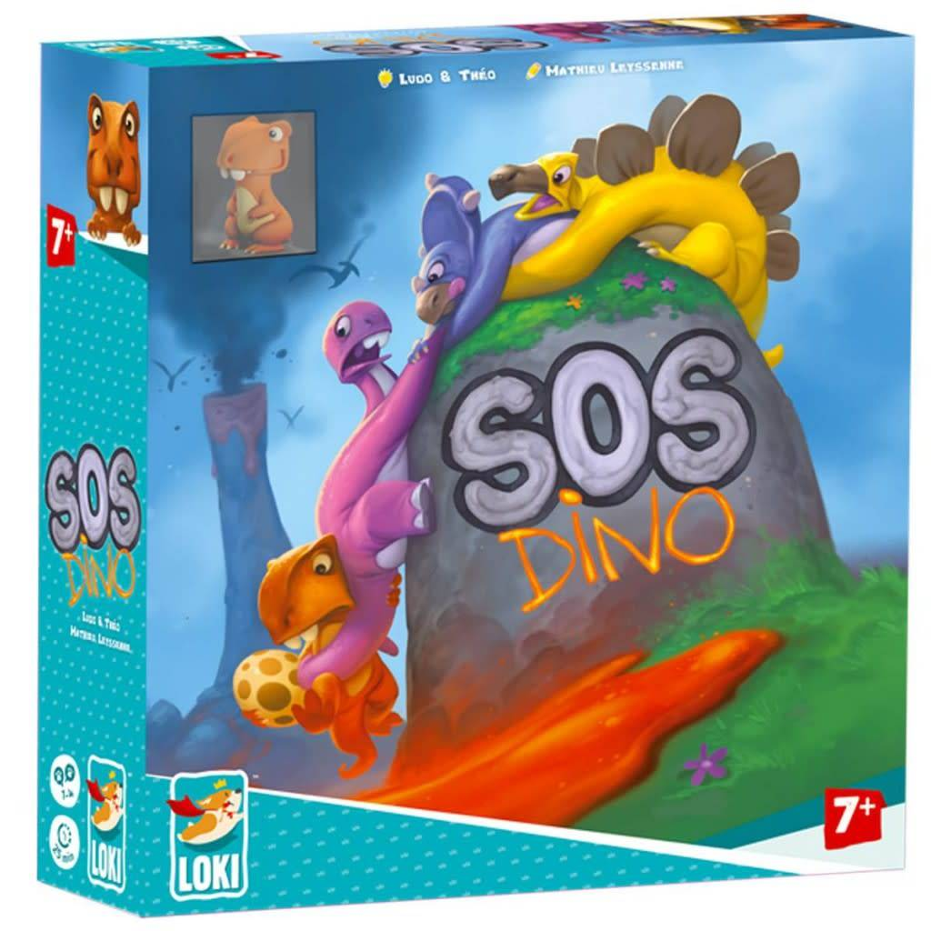 SOS Dino (Multi)
