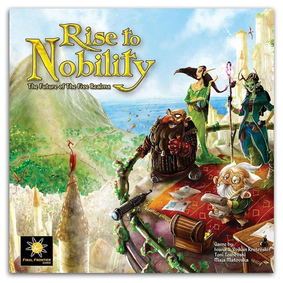 Rise to Nobility FR