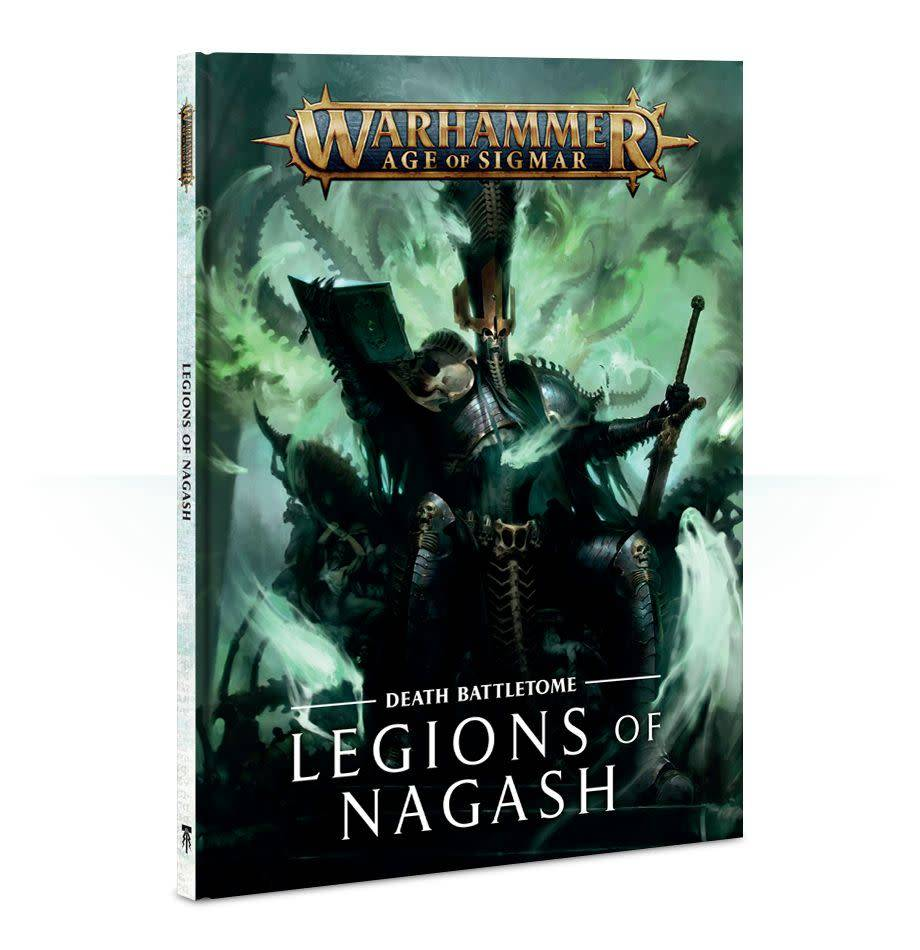 Battletome: Legions of Nagash SB (FR)