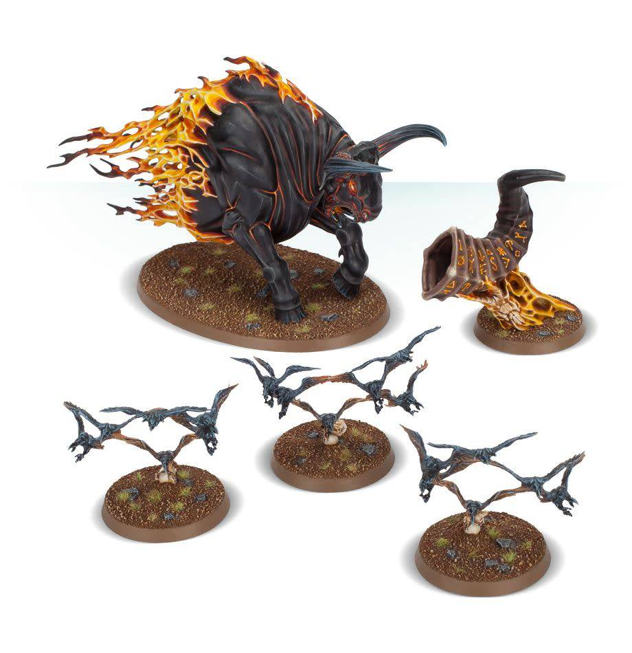 Endless Spells - Beasts of Chaos
