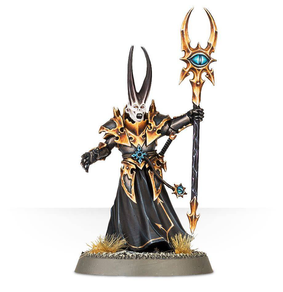 Slaves to Darkness: Chaos SorcererLord