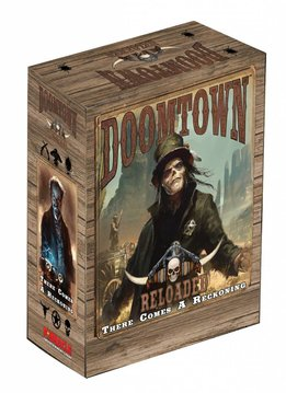 Doomtown: Reloaded: There comes a reckoning