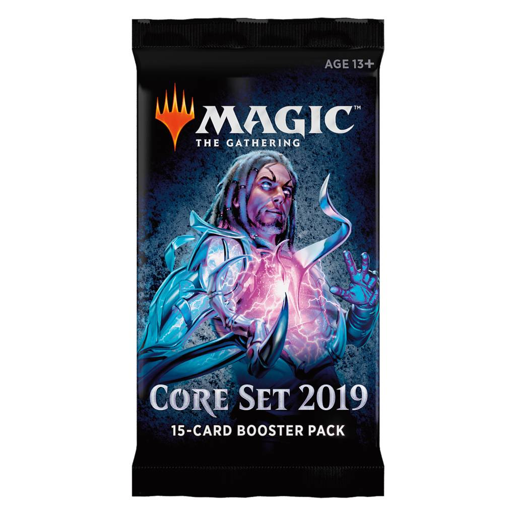 CORE 2019 booster Pack FR