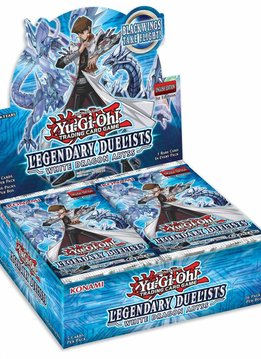 YGO Legendary Duelists - White Dragon Abyss Booster Box
