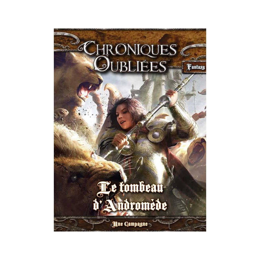 Chroniques Oubliees - Le Tombeau D'Andromede