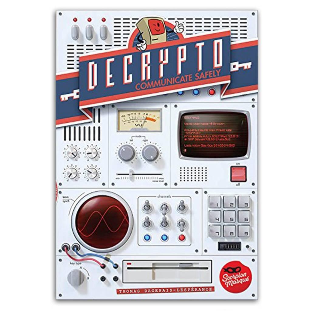 Decrypto (anglais)