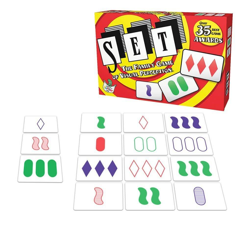Set Card Game